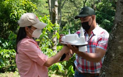 El Establecimiento de Estaciones Meteorológicas Impulsa la Adaptación al Cambio Climático en Honduras